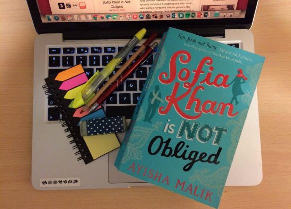 Sofia Kahn is Not Obliged Book Cover