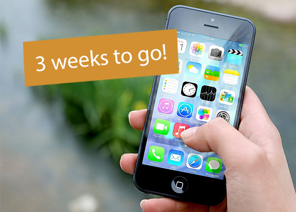 3-weeks-to-go-essential-apps